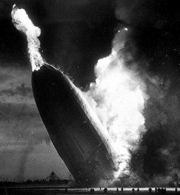 hindenburg-bow-torch