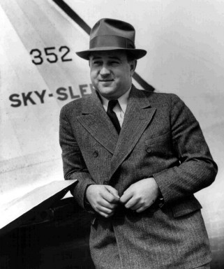 Jack Frye of TWA around the time of the Millionaires Flight