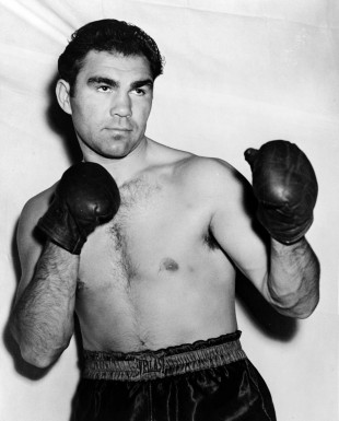 German Boxer Max Schmeling