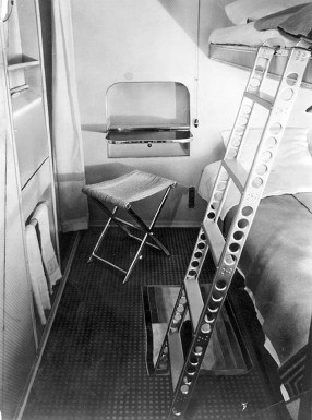 Image result for hindenburg passenger cabin