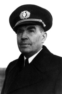 Captain Albert Sammt